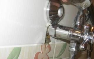 Чашка декоративная для смесителя