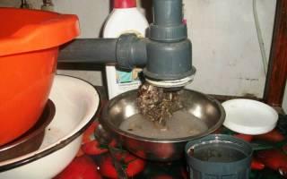 Как избавиться от запаха в раковине на кухне народными средствами