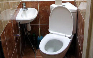 Раковина для маленькой ванной комнаты