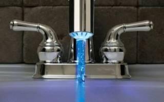 Почему свистит смеситель в ванной
