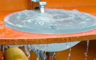 Что делать если засорилась раковина в ванной