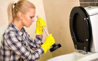 Как почистить раковину от засора содой и уксусом