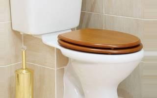 Как определить размер сиденья для унитаза