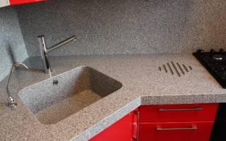 Как мыть раковину из искусственного камня