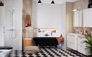 Как правильно выбрать смеситель для ванной с душем